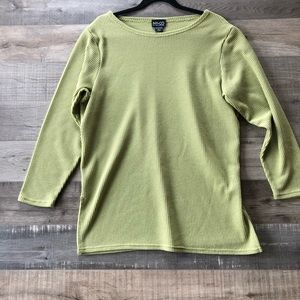 🔥SALE! 3 For 25🔥NY&Co Large Green Sweater